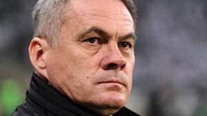 Trener Polonii zwolniony