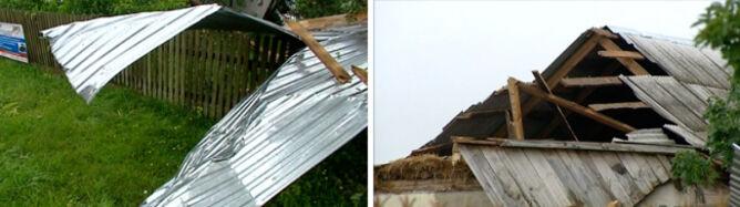 Dach przygniótł kobietę, karetka nie mogła dojechać