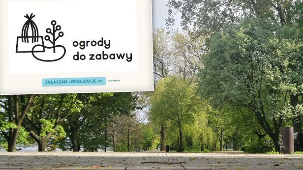 Lokalizacje ogrodów zgłaszali mieszkańcy tvnwarszawa.pl