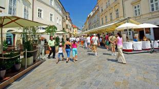 W Bratysławie ma być aż 36 st. C. W irlandzkim Shannon o połowę mniej