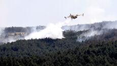 Pożary w Hiszpanii