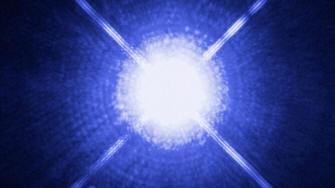 Umierająca gwiazda z tlenem w atmosferze. Odkryto ciekawego białego karła
