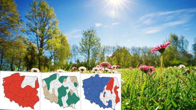 Jaka pogoda od kwietnia do czerwca? Wstępna prognoza IMGW