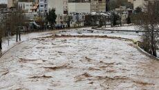 Skutki powodzi w Iranie (Saeed Soroush/Tasnim Media News (CC BY 4.0)