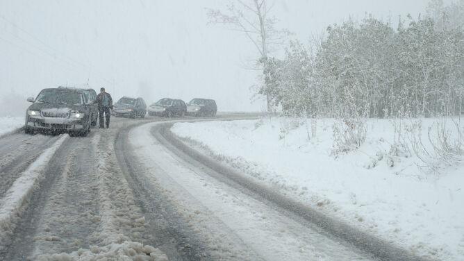 Śnieg, lód i silny wiatr. Gdzie pogoda może stać się niebezpieczna