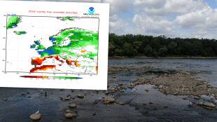 Wody jest mało, a marzec zapowiada się sucho. Niepokojące prognozy