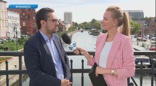 Agnieszka Cegielska rozmawia z Leszkiem Woźniakiem