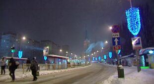 Zasypany Szczecin (TVN24)