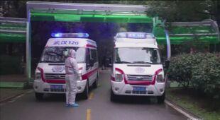 Szpitale w Wuhan pełne zakażonych koronawirusem